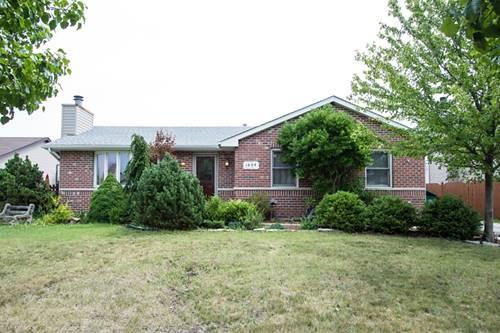 1804 Winger, Plainfield, IL 60586