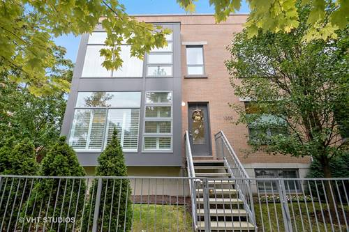 1307 W Wrightwood Unit 101, Chicago, IL 60614 West Lincoln Park