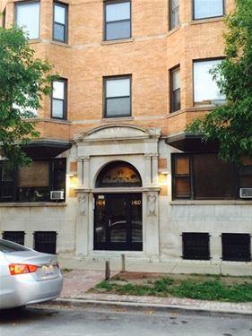 1410 W Wilson Unit 2, Chicago, IL 60640 Uptown