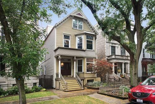 1136 W Oakdale Unit 1, Chicago, IL 60657 Lakeview