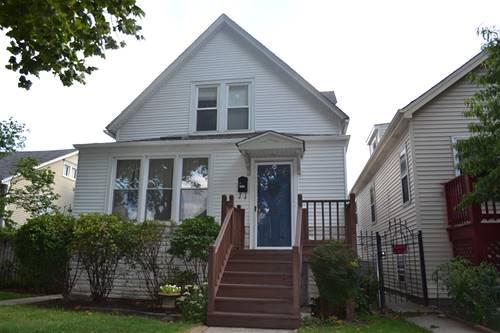 4717 W Patterson, Chicago, IL 60641