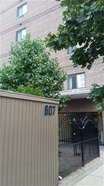 607 W Wrightwood Unit 301, Chicago, IL 60614 Lincoln Park