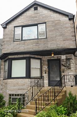 2053 W Cuyler, Chicago, IL 60618 North Center