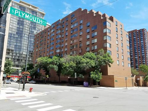 801 S Plymouth Unit 212, Chicago, IL 60605 South Loop