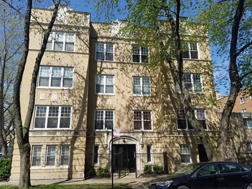 7302 N Wolcott Unit 3N, Chicago, IL 60626
