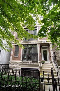 3026 N Seminary Unit 1, Chicago, IL 60657 Lakeview