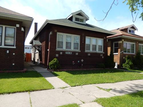 5938 S Whipple, Chicago, IL 60629