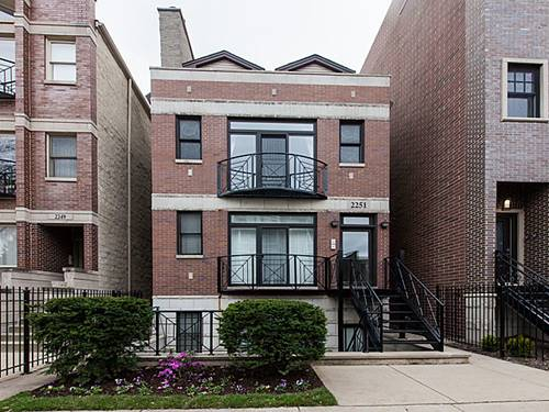 2251 W Foster Unit 3, Chicago, IL 60625 Ravenswood