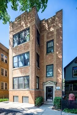 1642 W Grace Unit 1, Chicago, IL 60613 Lakeview
