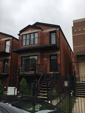514 S Campbell Unit 3, Chicago, IL 60612