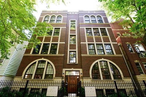 1523 N Hudson Unit 3S, Chicago, IL 60610 Old Town