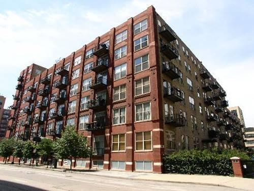 420 S Clinton Unit 317A, Chicago, IL 60607 West Loop