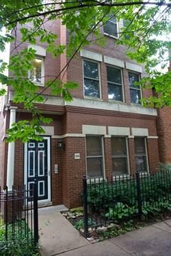 1319 W Fillmore Unit 3, Chicago, IL 60607