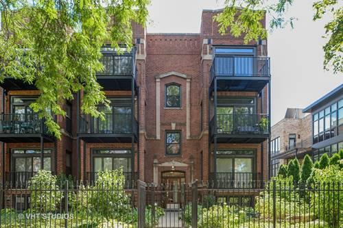 1437 W Addison Unit 3, Chicago, IL 60657 Lakeview
