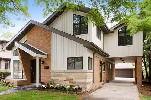 1829 Courtland, Park Ridge, IL 60068