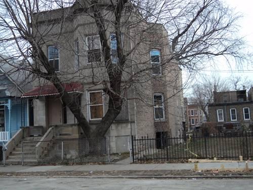 6333 S Racine, Chicago, IL 60636 Englewood