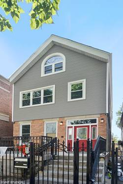 2962 N Oakley, Chicago, IL 60618 West Lakeview