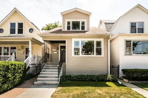 4741 W Berenice, Chicago, IL 60641