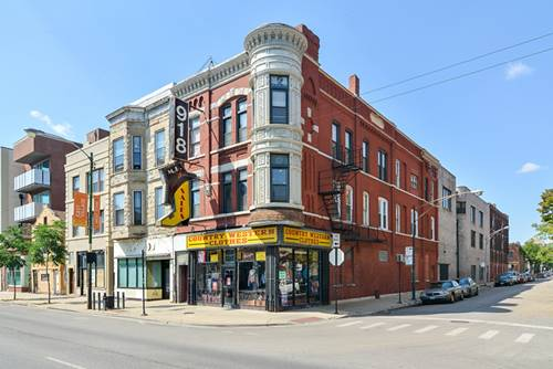 918 N Ashland Unit 2, Chicago, IL 60622 Noble Square