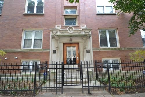 1021 W Ainslie Unit 1, Chicago, IL 60640 Uptown