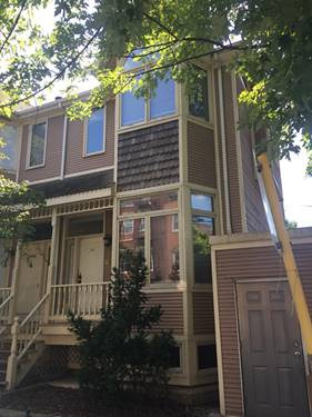 1011 W Dickens, Chicago, IL 60614 West Lincoln Park