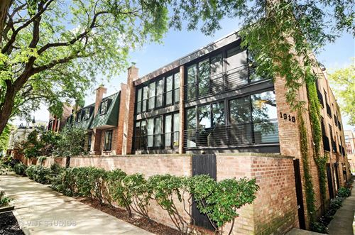1918 N Cleveland Unit F, Chicago, IL 60614 Lincoln Park