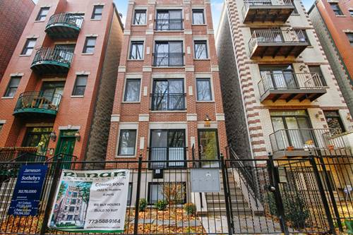 1522 N Hudson Unit 2, Chicago, IL 60610 Old Town