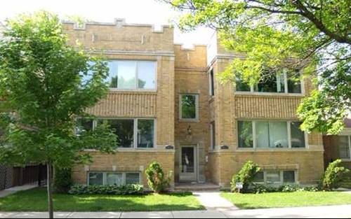 2419 W Hutchinson Unit 1W, Chicago, IL 60618 North Center