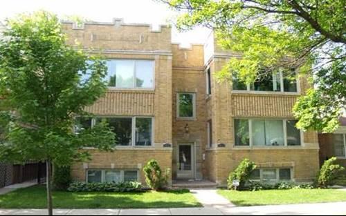 2419 W Hutchinson Unit 2W, Chicago, IL 60618 North Center