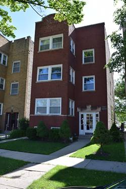 8411 Monticello Unit 3, Skokie, IL 60076