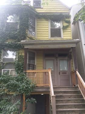 2745 N Greenview, Chicago, IL 60614 West Lincoln Park