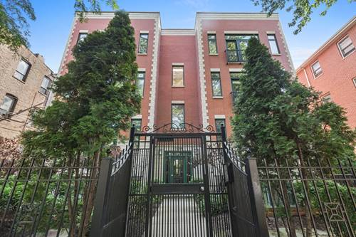 3939 N Greenview Unit 2S, Chicago, IL 60613 Lakeview