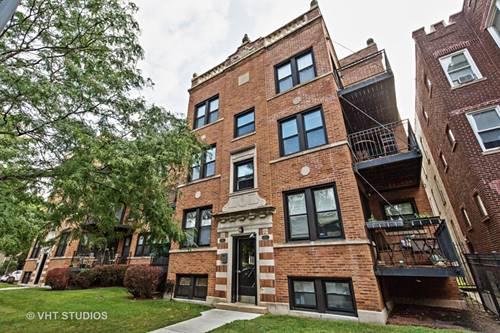 4249 N Ashland Unit 2, Chicago, IL 60613 Uptown