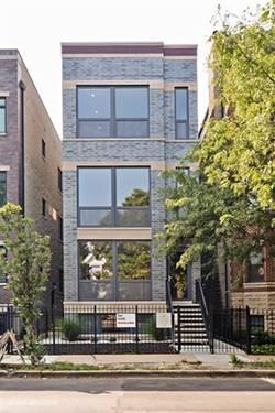 2848 N Damen Unit 1, Chicago, IL 60618 West Lakeview
