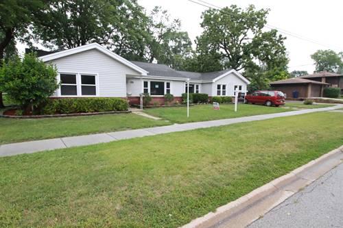 9841 S 53rd, Oak Lawn, IL 60453