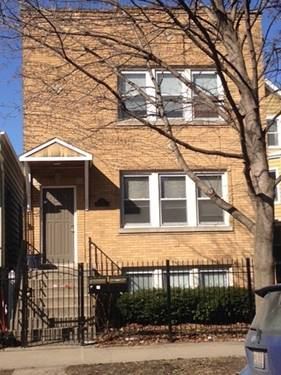 2708 N Marshfield, Chicago, IL 60614 West Lincoln Park