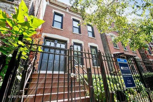 1953 N Bissell, Chicago, IL 60614 West Lincoln Park