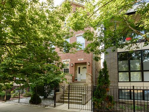 1457 W Fry Unit 1, Chicago, IL 60642 Noble Square