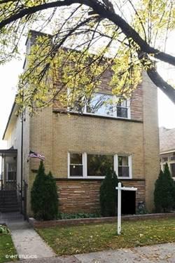 5331 W Berteau, Chicago, IL 60641