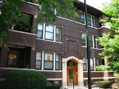 4110 N Ashland Unit 3S, Chicago, IL 60613 Uptown