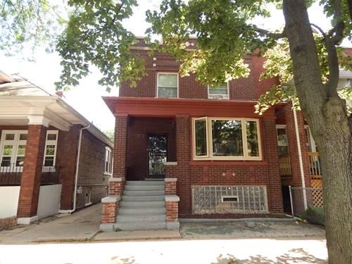 7219 S Eberhart, Chicago, IL 60619 Park Manor