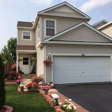 741 Wedgewood, Lake In The Hills, IL 60156