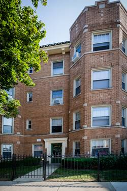 2247 W Eastwood Unit 1, Chicago, IL 60625 Lincoln Square