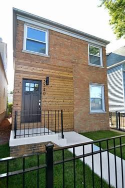 3340 N Karlov, Chicago, IL 60641
