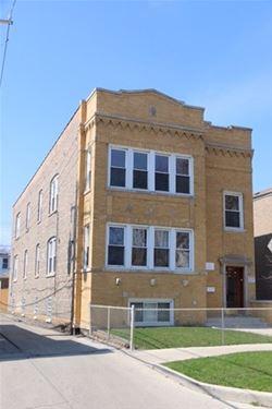 2014 N Lawler, Chicago, IL 60639