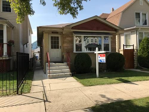 4624 N Keystone, Chicago, IL 60630
