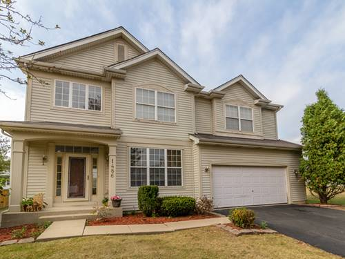 1486 Schafer, Bolingbrook, IL 60490