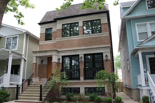 1924 W Patterson, Chicago, IL 60657 North Center