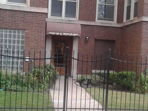 2232 E 70th Unit 1, Chicago, IL 60649