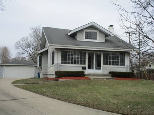 831 W North, Hinsdale, IL 60521